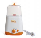 Máy hâm, tiệt trùng bình sữa 2 bình cổ rộng Fatzbaby FB3012SL