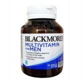 Viên Uống Blackmores Men's Performance Multi Hỗ Trợ Tăng Cường Sinh Lý Nam