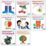 Sách chuyển động thông minh đa ngôn ngữ Việt - Anh - Pháp