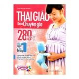 Sách thai giáo cho mẹ 280 ngày, mỗi ngày đọc một trang