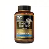 Tinh chất hàu Go Oyster Plus Zinc Go Healthy 120 viên Úc
