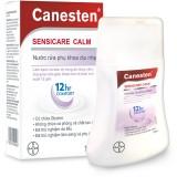 Dung dịch vệ sinh phụ nữ Canesten Sensicare Calm