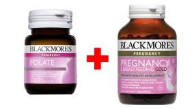 Combo vitamin cho mẹ bầu