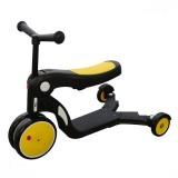 Xe 3 bánh, xe chòi chân, xe cân bằng kiêm Scooter đa năng 5 trong 1 Joovy N5