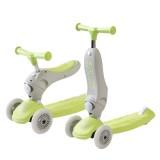 Xe Scooter kiêm xe chòi chân cho bé đa năng 2 trong 1 Luddy 1002