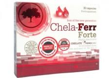 Viên Sắt Chela-Ferr Forte Ba Lan Cho Bà Bầu