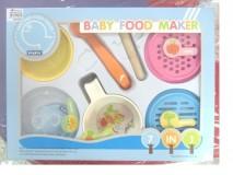 Bộ chế biến đồ ăn dặm 7 món Papa Baby