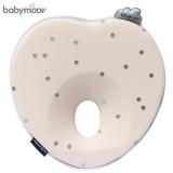 Gối tránh bẹt đầu Babymoov Lovenest màu hồng BM15388