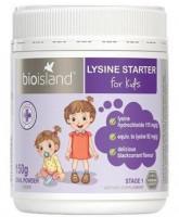 Bio Island Lysine Hỗ Trợ Cải Thiện Chiều Cao Cho Trẻ Dưới 6 Tuổi
