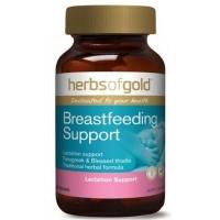 Viên Uống Lợi Sữa Herbs Of Gold Breastfeeding Support