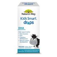 DHA Drops Kids Smart Nature's Way Dạng Giọt Cho Bé Từ 4 Tuần Tuổi