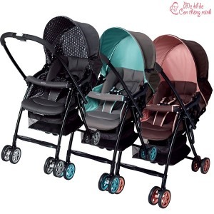 Top 5 xe đẩy Aprica được các mẹ yêu thích nhất hiện nay
