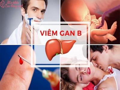 Viêm gan B có lây không? Viêm gan B lây qua đường nào?