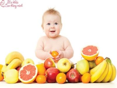 Bật mí cách làm nước ép trái cây ngon, bổ dưỡng cho bé