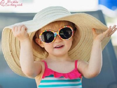 Cách bảo vệ mắt cho trẻ giúp tăng cường thể lực, tránh xa tật cận thị