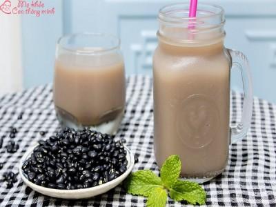 Cách làm sữa đậu đen bằng máy thơm ngon, lạ miệng, tốt cho sức khỏe
