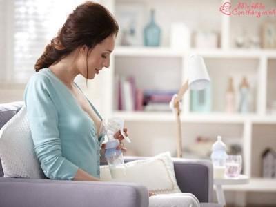 Gợi ý mẫu lịch hút sữa cho bé đảm bảo bé luôn được bú sữa mẹ