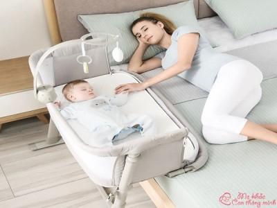 Cách dỗ trẻ sơ sinh ngủ ngon, nhanh và sâu, mẹ nhàn tênh