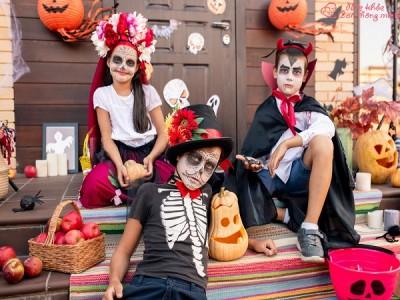 Top 10+ quà tặng ý nghĩa cho bé trong lễ hội Halloween