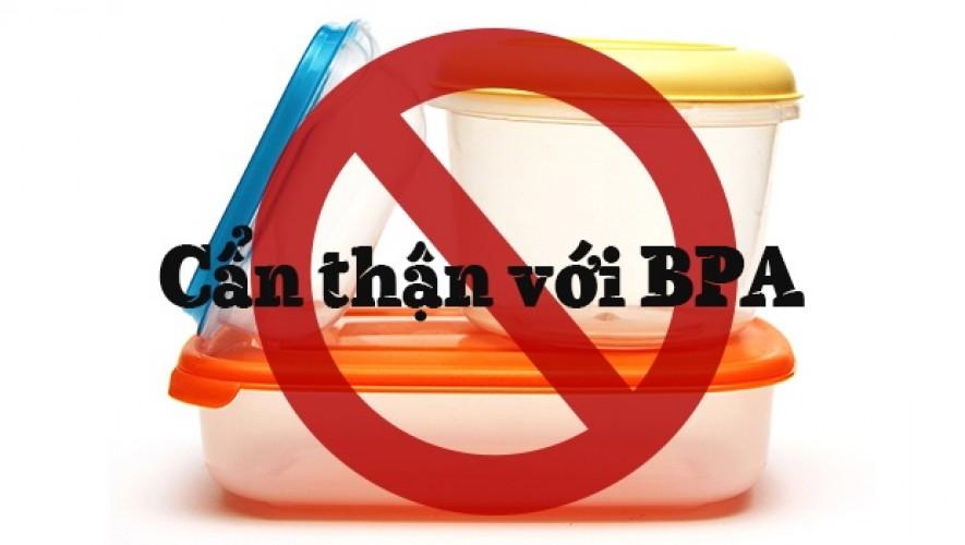 BPA là chất gì? Tác hại và cách phòng tránh nhựa chứa BPA