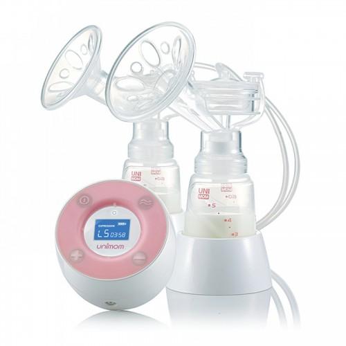 Máy hút sữa điện đôi Unimom có tốt không? Review máy hút sữa điện đôi Unimom Minuet