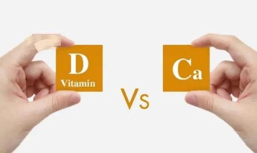 Canxi và Vitamin D cho trẻ nhũ nhi, bạn đã hiểu hết thực sự