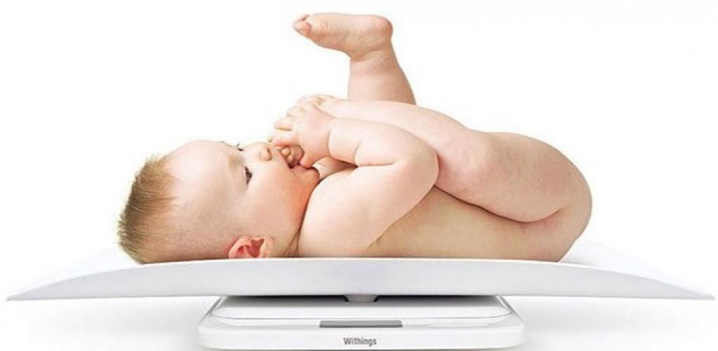 Tăng cân ở những năm đầu đời của trẻ