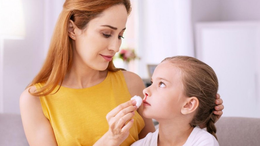 Trẻ em bị chảy máu cam thường xuyên: Dấu hiệu cảnh báo sức khỏe