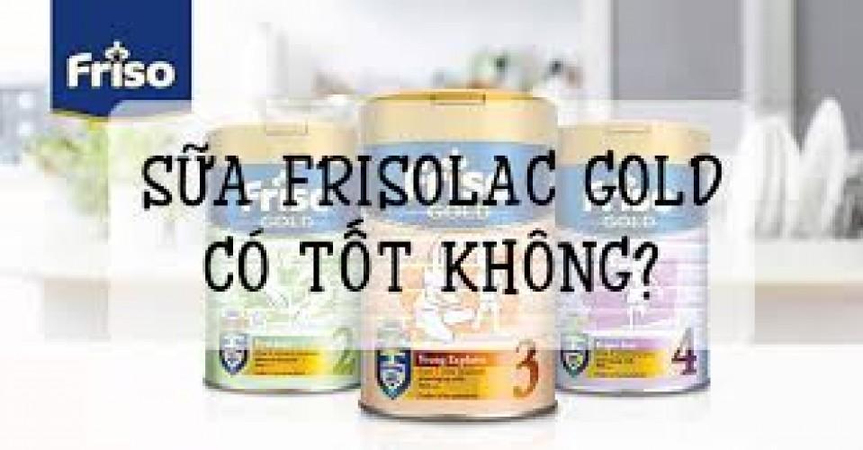 Đánh giá sữa Friso có tốt không?