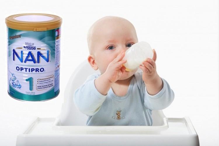 [Review] sữa NAN có tốt không?