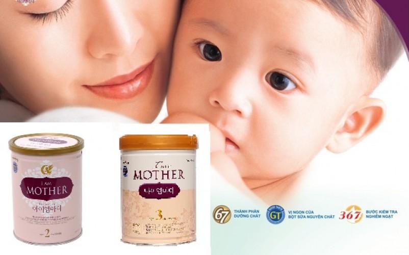 Sữa I am Mother cho bé có tốt không? Kinh nghiệm chọn mua sữa cho con