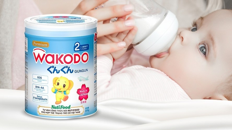 Review Sữa Wakodo có tốt không? Giá bao nhiêu? Mua ở đâu?