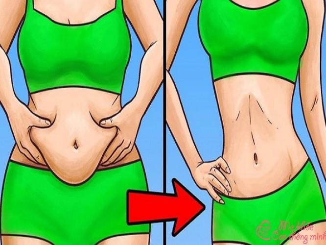 5 bài tập giảm mỡ bụng dưới giúp bạn đốt cháy hoàn toàn mỡ thừa