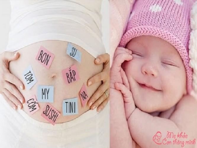 Bật mí những biệt danh ở nhà siêu dễ thương cho bé năm 2021