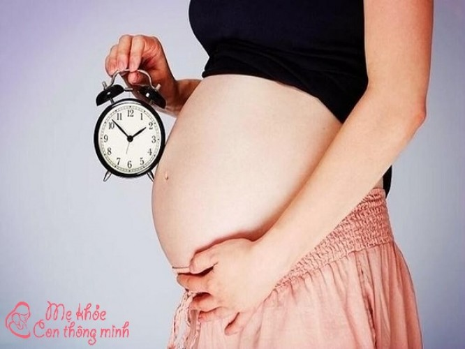 Các dấu hiệu chuyển dạ sắp sinh, mẹ bầu không nên bỏ qua