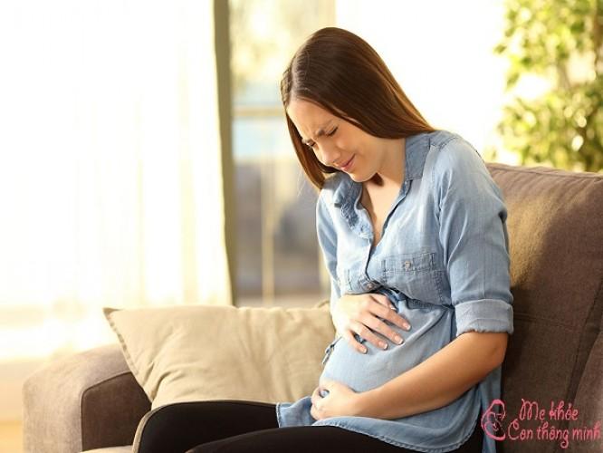 5 nguyên nhân phổ biến khiến mẹ bị đau bụng dưới khi mang thai