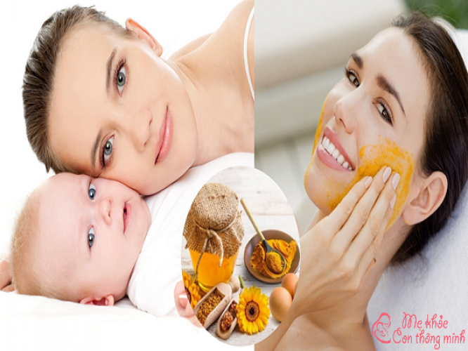 5 cách chăm sóc da mặt sau sinh, da đen nhẻm cũng thành trắng bóc