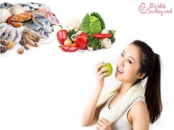 Tập gym nên ăn gì để cơ thể khỏe mạnh, săn chắc?