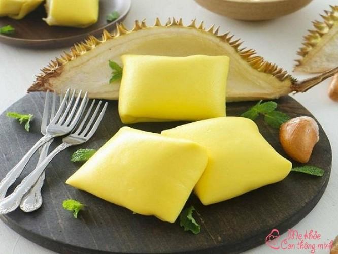 Bật mí 3 cách làm bánh Crepe thơm ngon