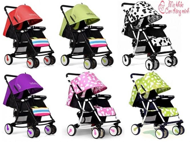 Các loại xe đẩy cho bé – Xe đẩy cho bé loại nào tốt?