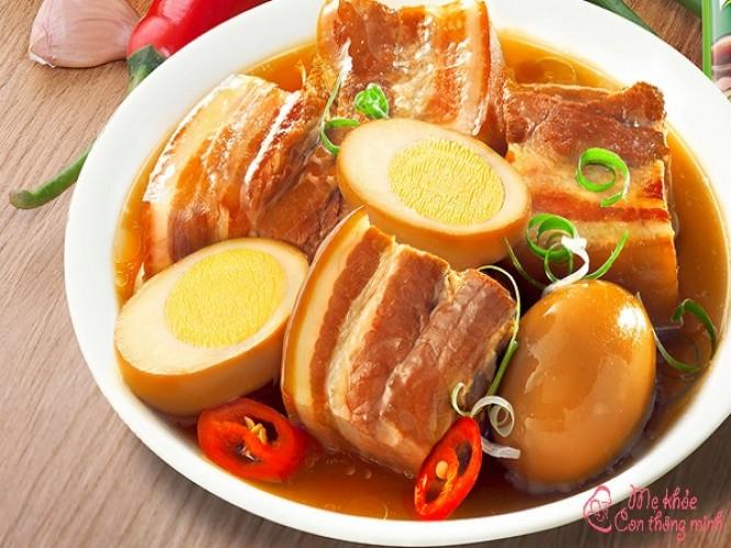 """Cách làm thịt kho tàu ngon, chuẩn vị nhất 2021 """"ăn là ghiền"""