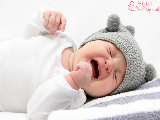 Mẹo hay giải cứu trẻ sơ sinh bị khản tiếng trong vòng 1 nốt nhạc