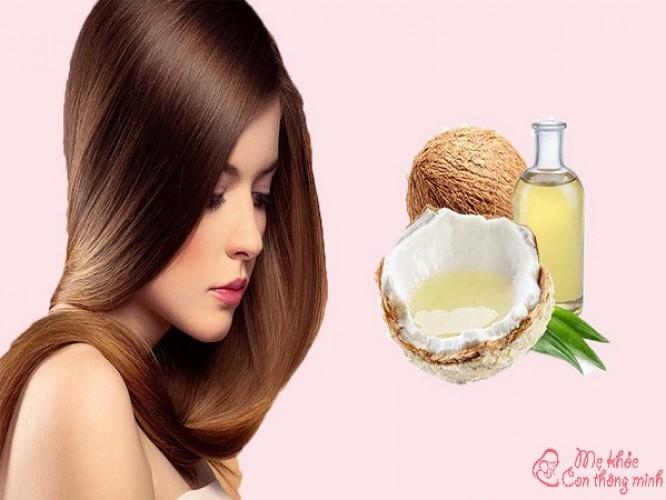 Mẹo trị rụng tóc sau sinh tại nhà, tóc mọc lên như nấm