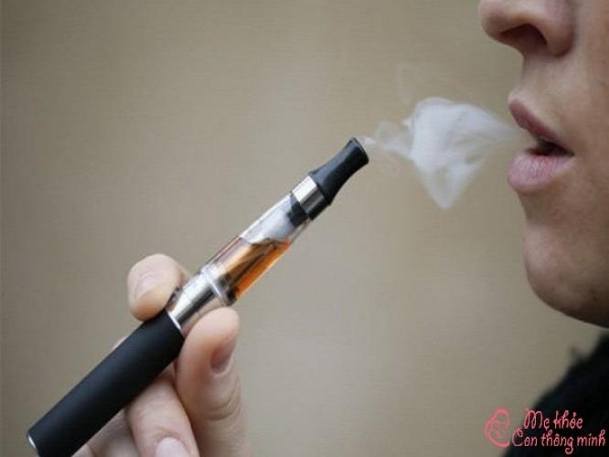 Thuốc lá điện tử là gì? Tác hại nghiêm trọng của thuốc lá điện tử