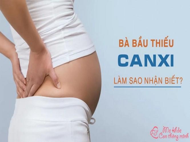 Triệu chứng cảnh báo mẹ bầu bị thiếu canxi, cần bổ sung ngay