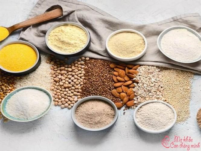 Bật mí công thức làm bột ngũ cốc tăng cân cho bé 2 tuổi