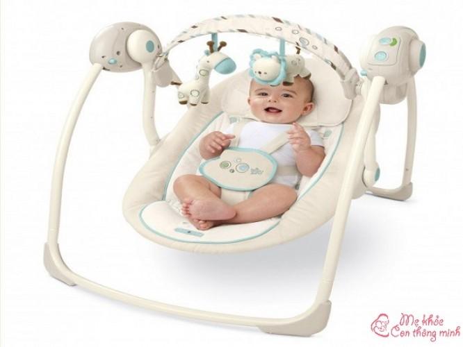 Ghế rung cho trẻ sơ sinh loại nào tốt? Top 5 ghế rung tốt nhất 2021