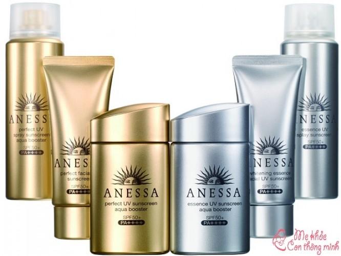 Kem chống nắng Anessa có tốt không? Nên mua loại nào?