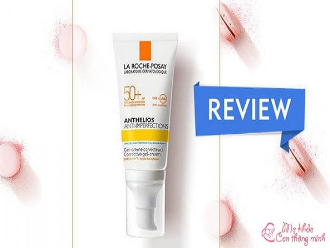 Review tường tận kem chống nắng La Roche Posay có tốt không?