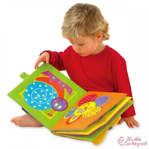 Top 7 cuốn sách cho bé 2 tuổi hay nhất, bố mẹ nên mua